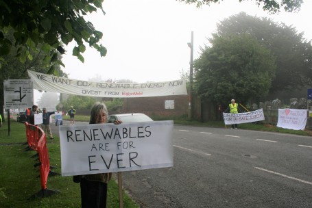 Renewables are forever