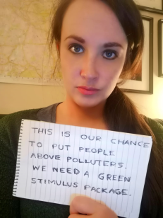 Green Economic Stimulus 1