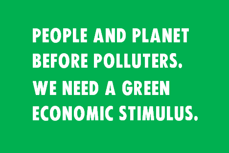 People and planet before polluters 2