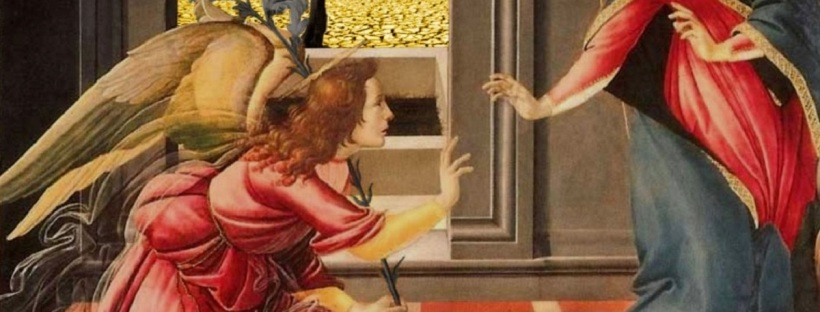 Extract of Botticelli picture